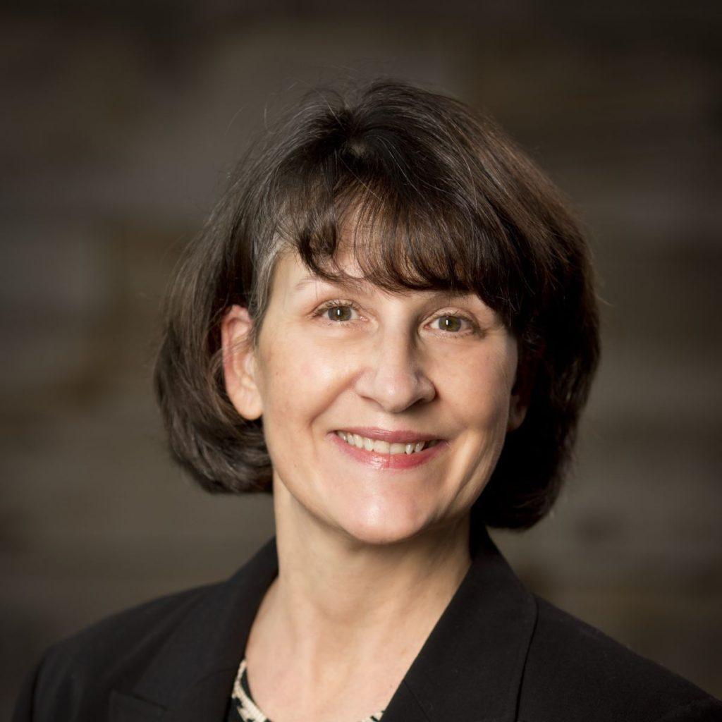 Headshot of Karen Buresh