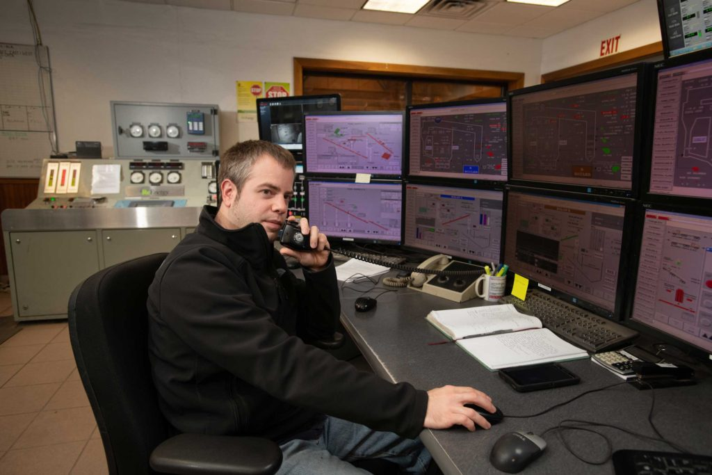 Operations at ReEnergy Black River