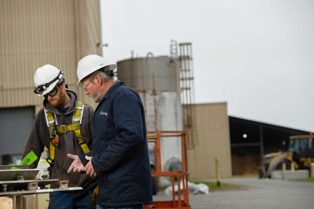 ReEnergy Livermore Falls Engineering Management