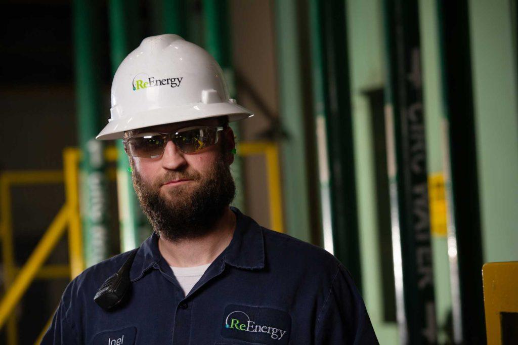 ReEnergy Livermore Falls Facility Staff