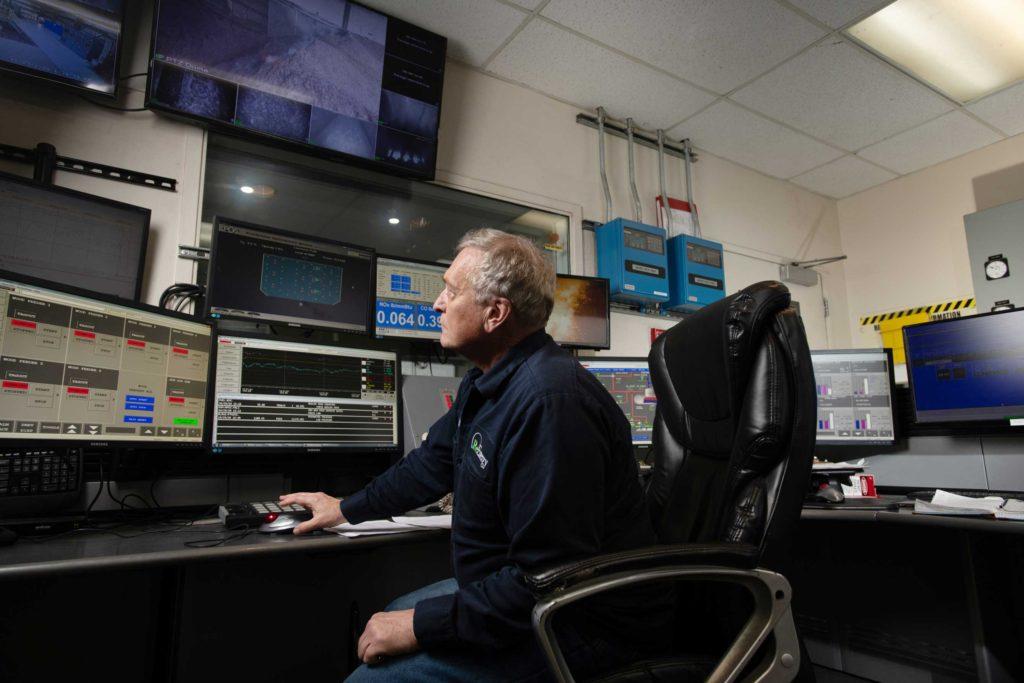 ReEnergy Livermore Falls Monitoring