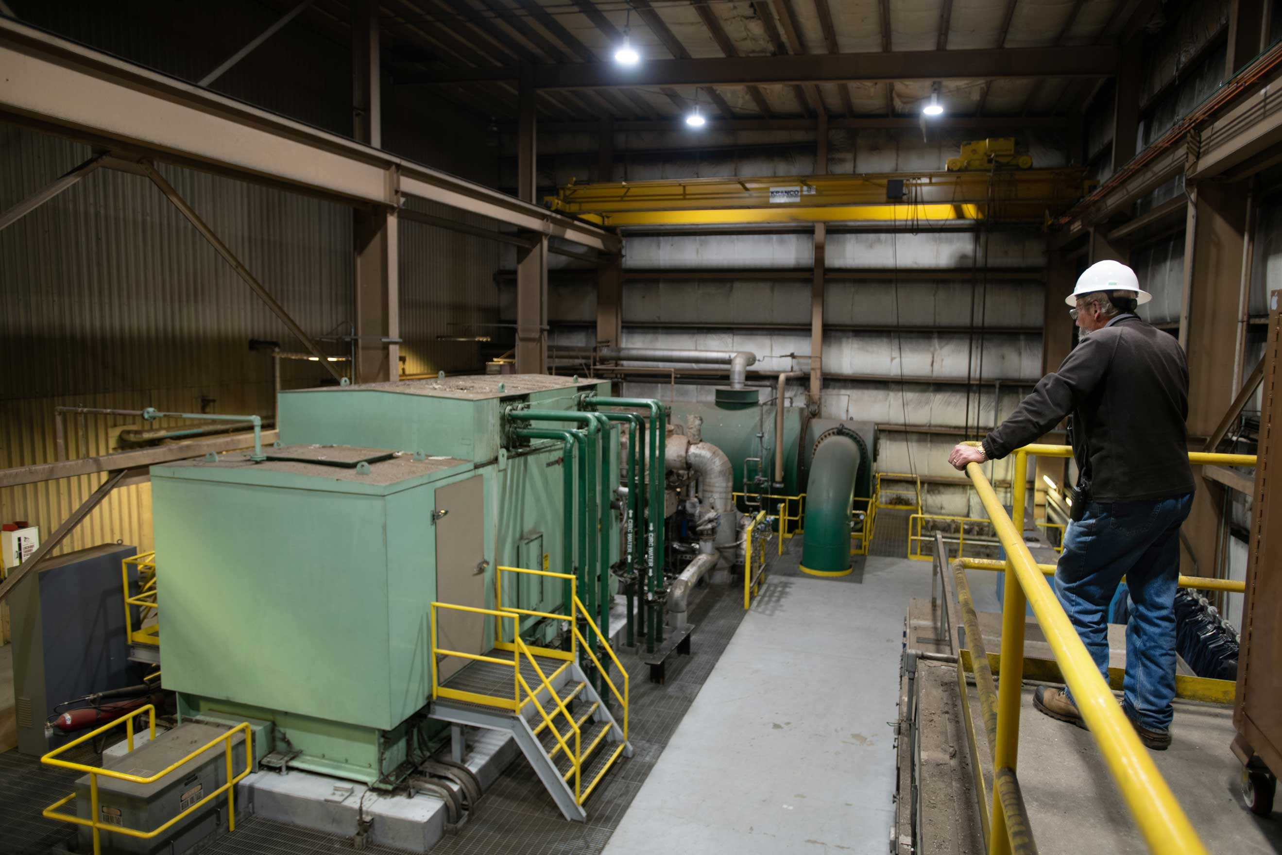 ReEnergy Livermore Falls Processing Facility