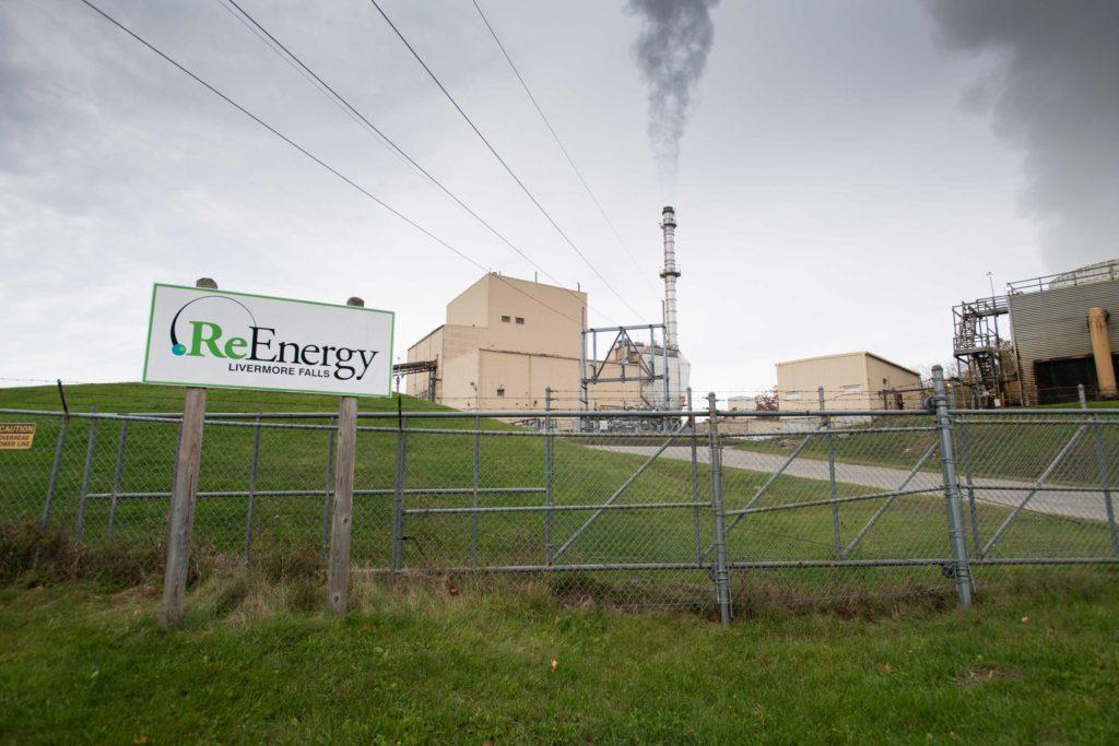 ReEnergy Livermore Falls Recycling Facility