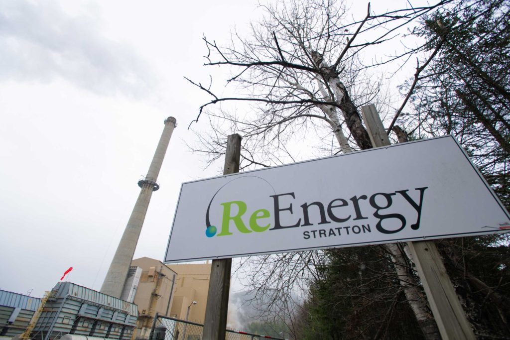 ReEnergy Stratton Recycling Facility