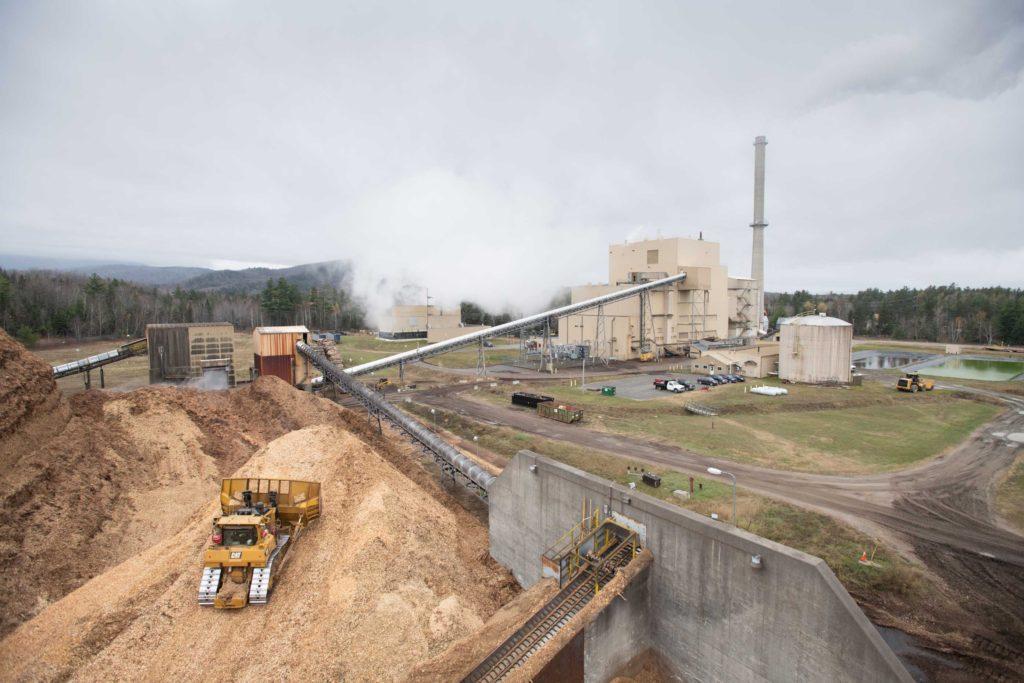 ReEnergy Stratton Facility Producing Renewable Energy